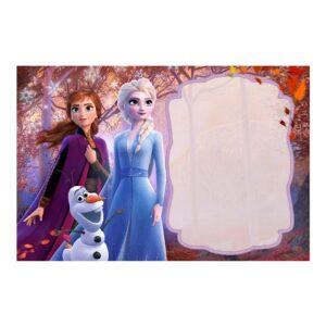 Convite Frozen 2 Grátis