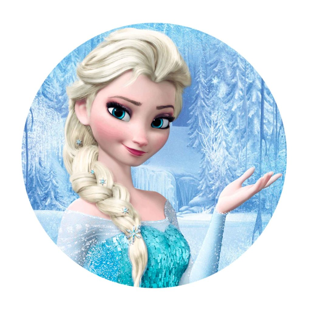 Rodelinha Frozen Gratis TB