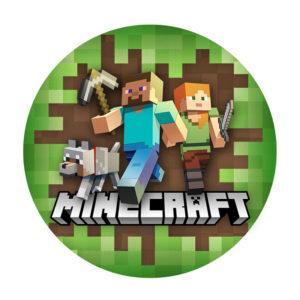 Rodelinha Minecraft Grátis
