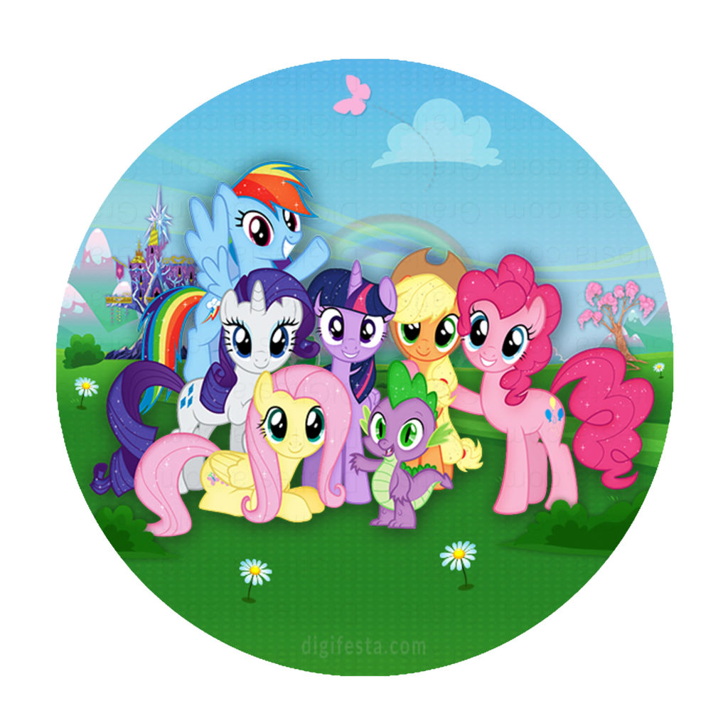 Rodelinha My Little Pony Grátis