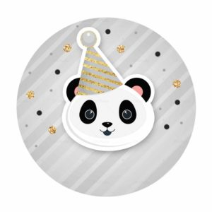 Rodelinha Panda Grátis