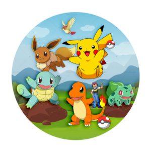 Rodelinha Pokémon Grátis