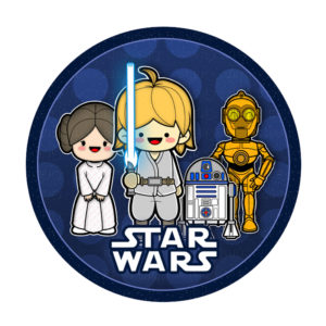 Rodelinha Star Wars Grátis