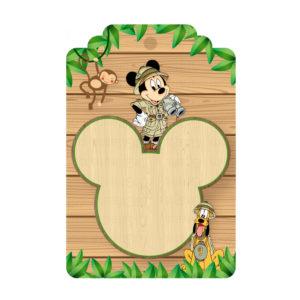 Tag Mickey Safari Grátis