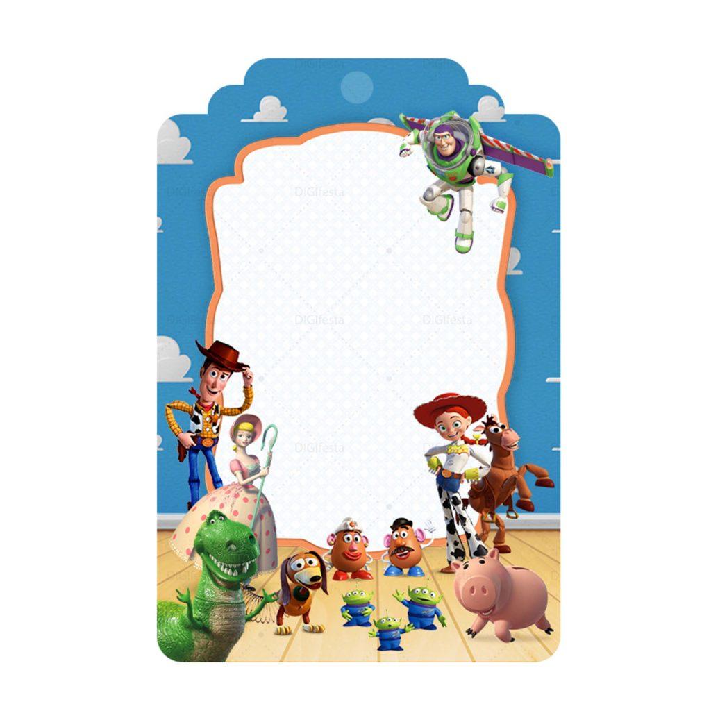 Tag Toy Story Grátis