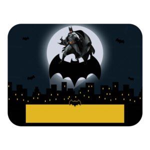 Tampa de Marmitinha Batman 1 Grátis