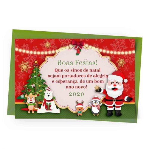 Lembrancinha Natal 5 Personalizado