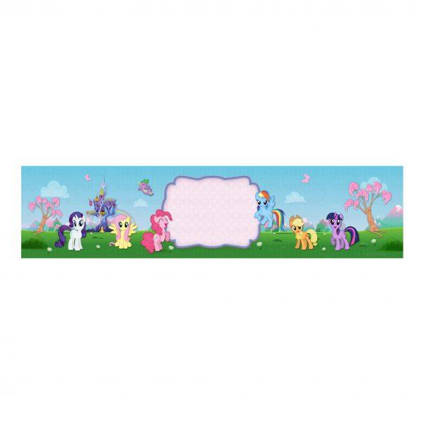 Rótulo My Little Pony Grátis