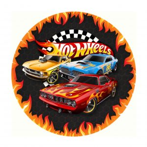 Rodelinha Hot Wheels Grátis