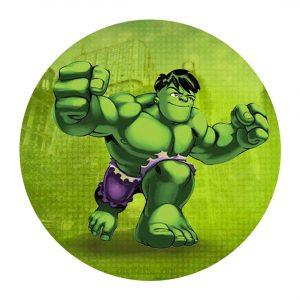Rodelinha Hulk Grátis