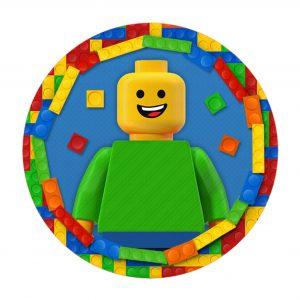 Rodelinha Lego Grátis