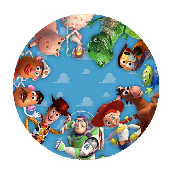 Rodelinha Toy Story Grátis